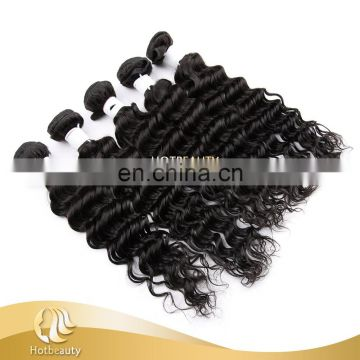 100% raw unprocessed virgin Indian hair deep wave 100g 120g 160g