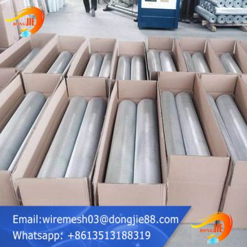 high quality low price small hole expanded metal