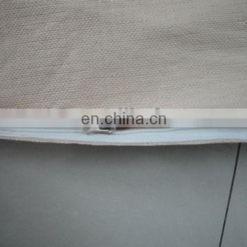 recyclable pp woven grain bag with zipper