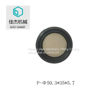 rubber&plastic wrapping filter meshgasket on water cleaning machine