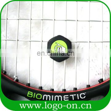Custom Logo And Style Tennis Racket Dampener For Sale