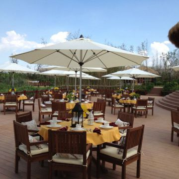 Weatherproof Garden Furniture Professional Teak Outdoor Furniture Luxury