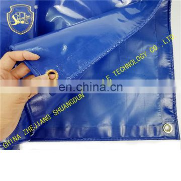 Dark blue rainproof cloth, sky blue waterproof cloth, blue wear resistant canvas.