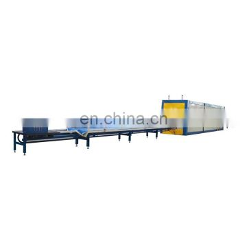 New design Aluminum profiles wood grain machine