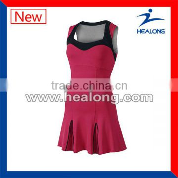 latest style custom tennis wear for sale