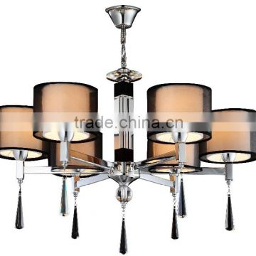deco available crystal chandelier pendant light