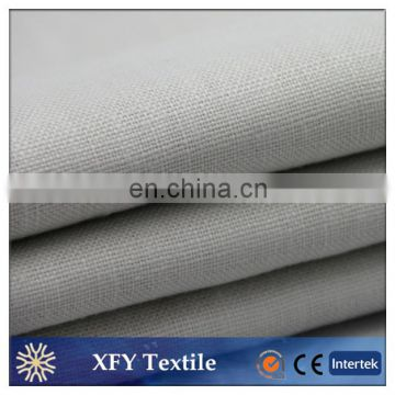 100% pure linen fabric XFY wholesale dyed linen fabric