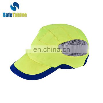 newly designed reflect safety helmet bump cap wholesale in china