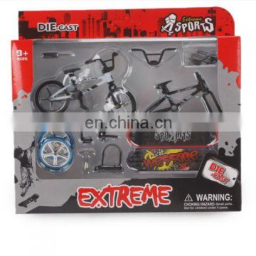 2012 Die-Cast bmx finger bike toys