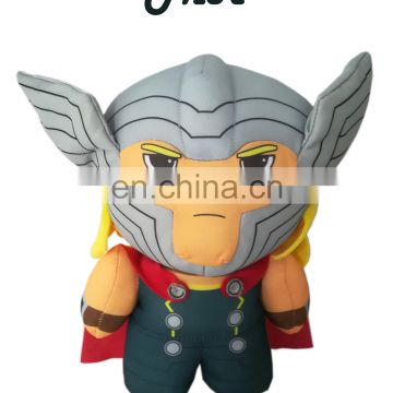 2017 New Marvel thor man plush toy