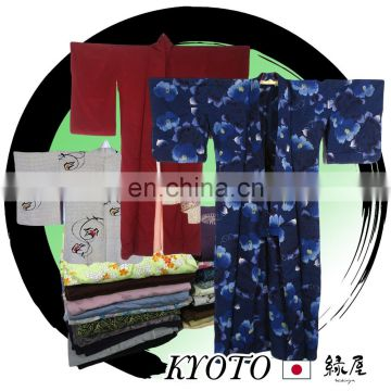 Assorted Beautiful Beach Kimono Japanese Traditional Garment