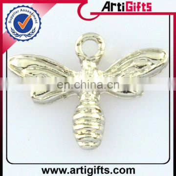 2013 cheap custom metal butterfly pendant