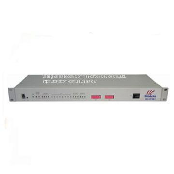 8 E1 over Fiber Multiplexer PDH Optical Multiplexer
