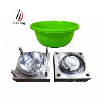 plastic injection mould baby basin mold