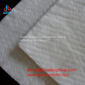 PET countinuous Filament Spunbonded Nonwoven Geotextile