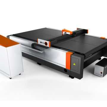 Logo blanket Cutting machine