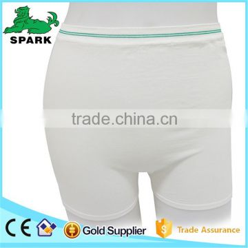 high quality hot sexy mature seamless incontinence women underwear sexy