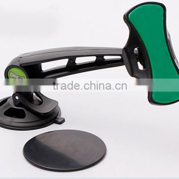 Hot selling 360 degree rotated univeral plastic mobil phone holder