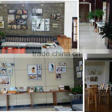 double 100 bulk buy from china leather wood frame