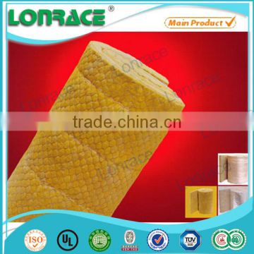 Professional Manufacturer Heat Insulation Rockwool Insulation Tube