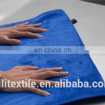 High quality super water absorbent microfiber car washing towels