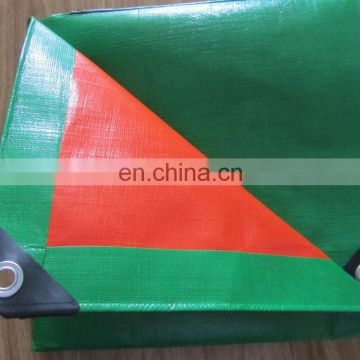 heavy duty PE tarpaulin with waterproof and UV treatment for different type cover and outdoor usage
