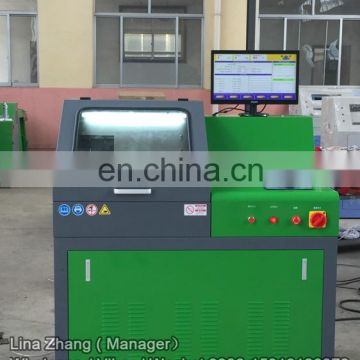 Common Rail Injector Test Bench with HEUI Testing Function and All Testing Data CR709