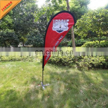 1 side print advertising outdoor banner for flying
