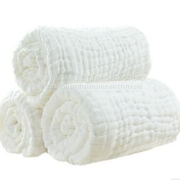 16 layer cotton gauze bath towel for baby 90x110cm