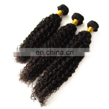 qingdao hair factory kinky curly virgin hair natural brazilian hair pieces