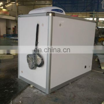 Small Refrigerated Truck Box Body