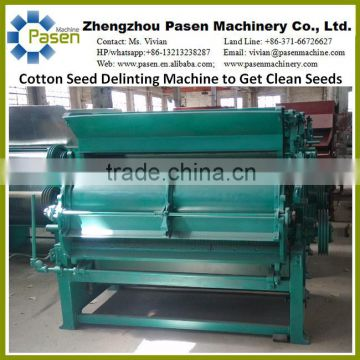 Automatic Delinter Cotton Seed Removing Machine of Textile