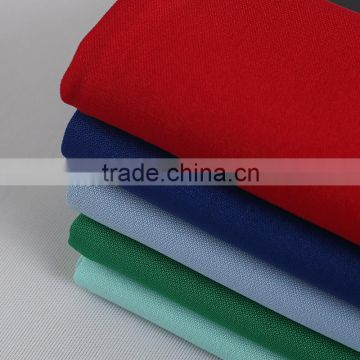 New design Soft 80% polyester 20% spandex fabric/pongee waterproof fabric factory for sportswear wholesale