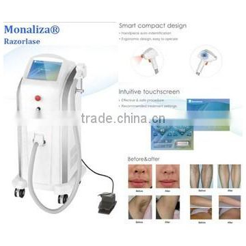 High Quality Razorlase Sdl B 808nm Diode Laser Hair Removal