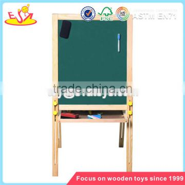 wholesale superior quality wooden kids drawing board elegant in style wooden kids drawing board W12B033