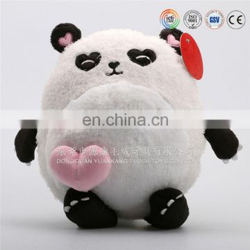 ICTI Audited plush Factory snow ball toy