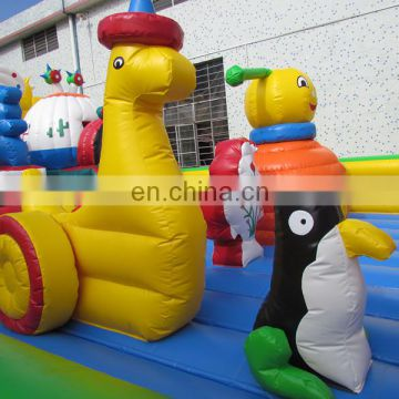 TOP quality fun city ,inflatable playground bouncer ,inflatable amusement parks