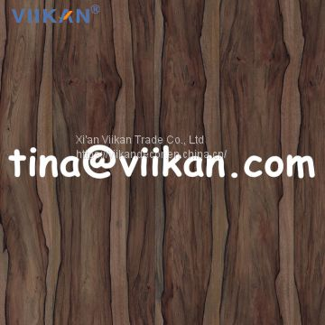 Black Sanders Wood Grain Paper for Ancient Furniture Products