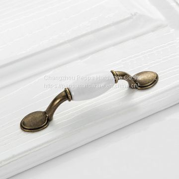 Funiture handles, furniture accessories ceramic door knob