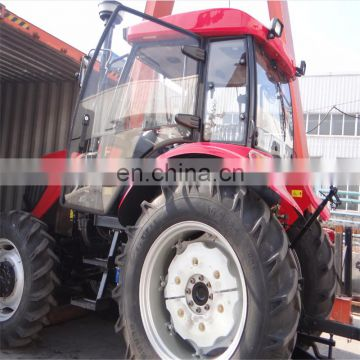 100hp 4wd multi purpose Mini Farm Tractor price massey ferguson tractors Machinery
