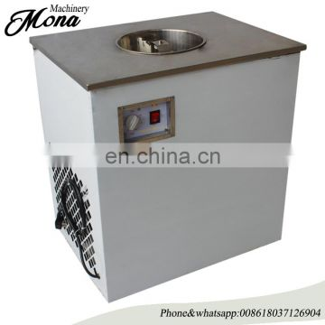 ice cream roller/ice cream fryer/fried roll ice cream machine