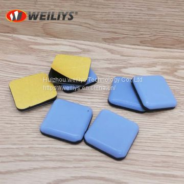 High quality teflon glides ptfe / plastic furniture sliders/felt glides