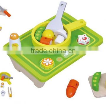 alibaba innovative products 24 pcs small cooker sets has table fruit grill knife pan cutting board so many small goods role play