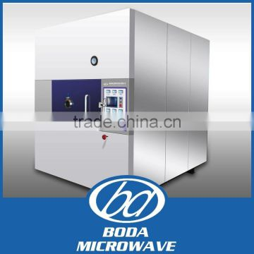 Batch microwave Vacuum Dryer
