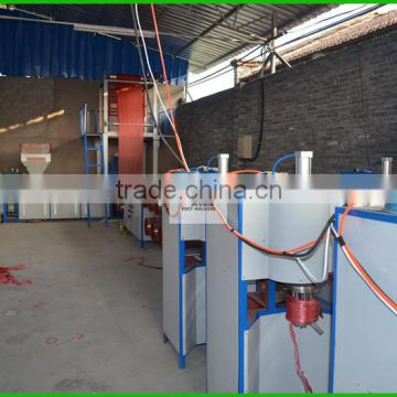 High Quality Rop Production Tearing Pe Twine Split Film Machine