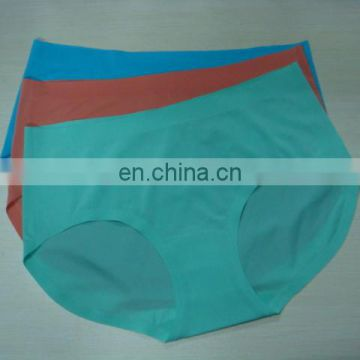 Ladies fashion several colors seamless sexy panty