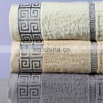 China suppliers 100% cotton terry hand towel