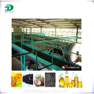 Whole Sale Palm Kernel Processing Machine Price Edible Oil Press Extraction Refinery Plant Palm Oil Machine