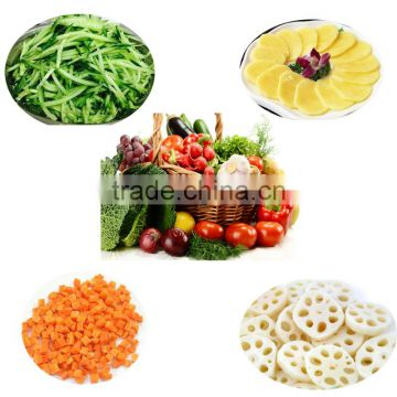 small manufacturing machines potato cut slice,strip, shred, chip, cube vegetable cutting machine