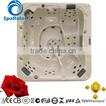 A860 8 person large hot tub with spa cover